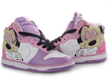 san francisco 5c775 51910 ... Minnie-Mouse-Nike-Dunks-Sale-For-Men-Women 2