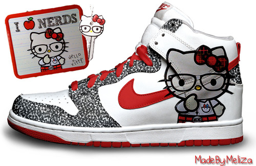 hello kitty high tops