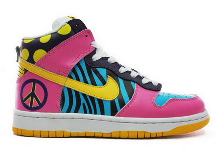 Funky Tops For Girls Nike Shoes Girls High Tops