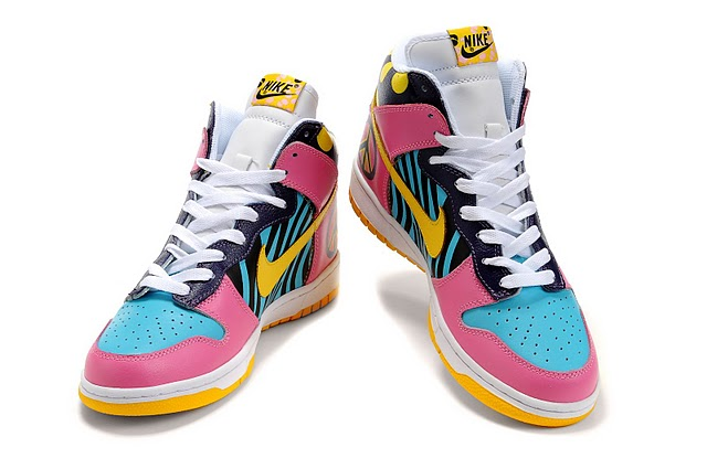 Funky High Tops Dunk sb High Tops Funky