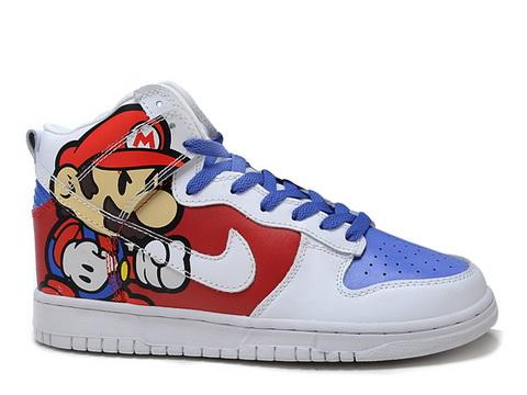 ... Nike-Super-Mario-High-Top-Cartoon-Dunks ... 6e63869b3