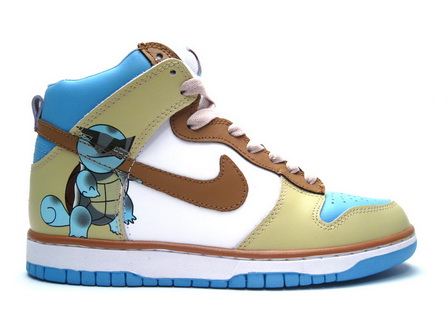 pretty nice f248d a5831 pokemon nike dunks | Comic Nike Dunks / Comic Nikes