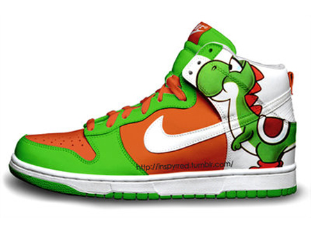 nike costumize shoes